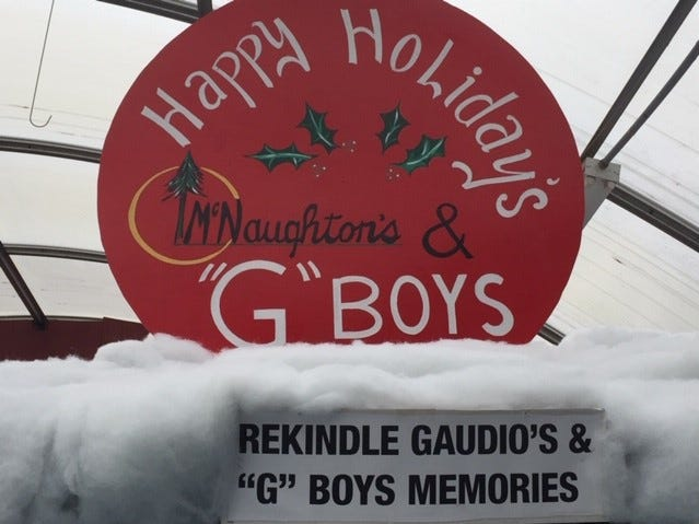 Tours of G Boys Animation Wonderland at McNaughton's Garden Center in Cherry Hill will be available through the holiday season.