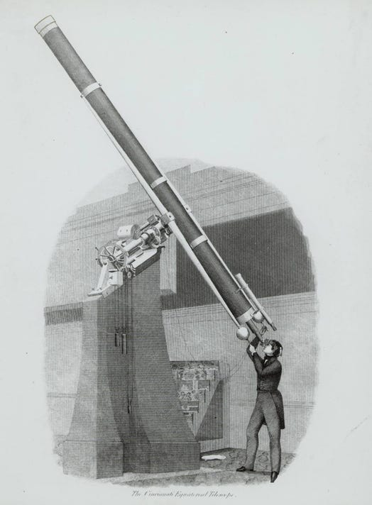 The Great Cincinnati Refractor Circa 1846a
