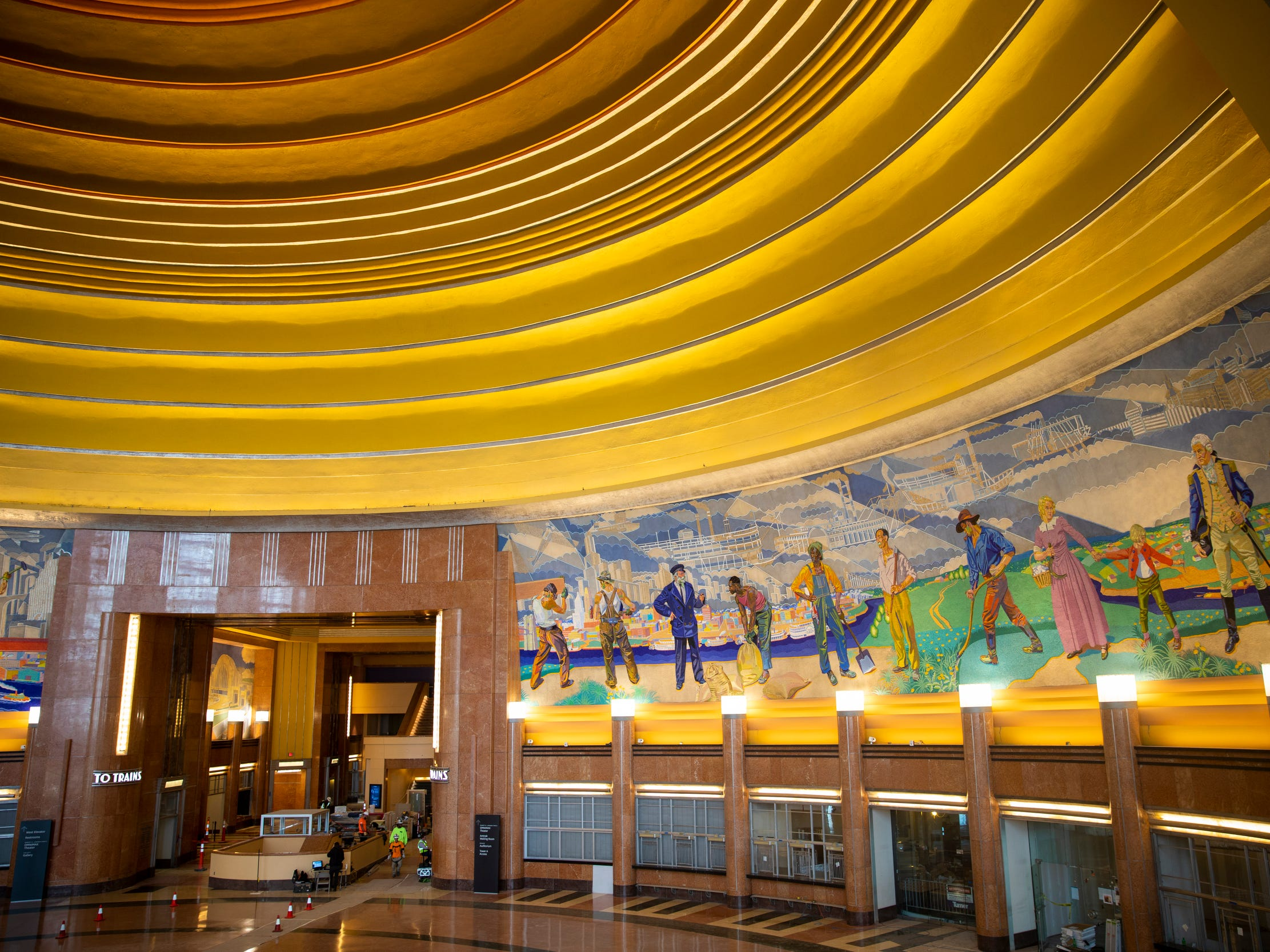 An icon, revived: Cincinnati Union Terminal to reopen after $228-million investment