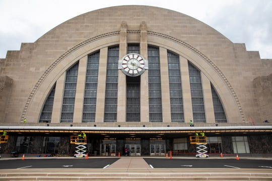 "Union Terminal is one of the sites featured in the video ""The One"" by The Lemon Twigs."