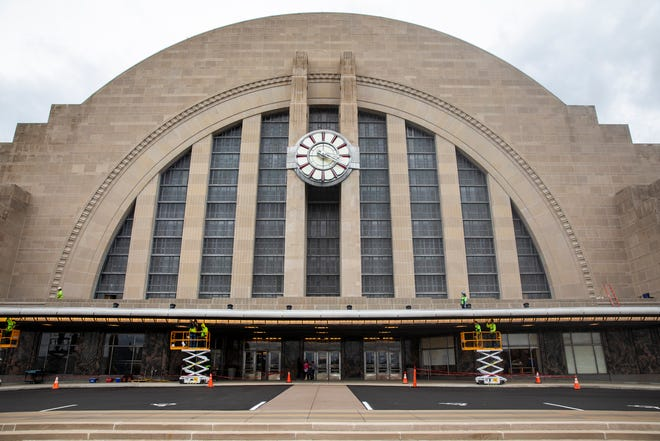 """Union Terminal is one of the sites featured in the video """"The One"""" by The Lemon Twigs."""