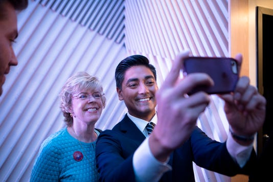 Aftab Pureval Election Party