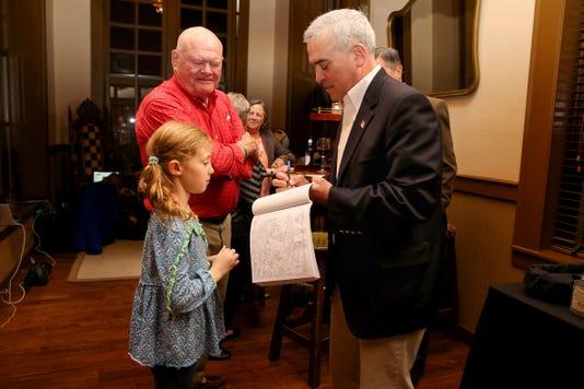 Ohio Midterm Elections Nov 6