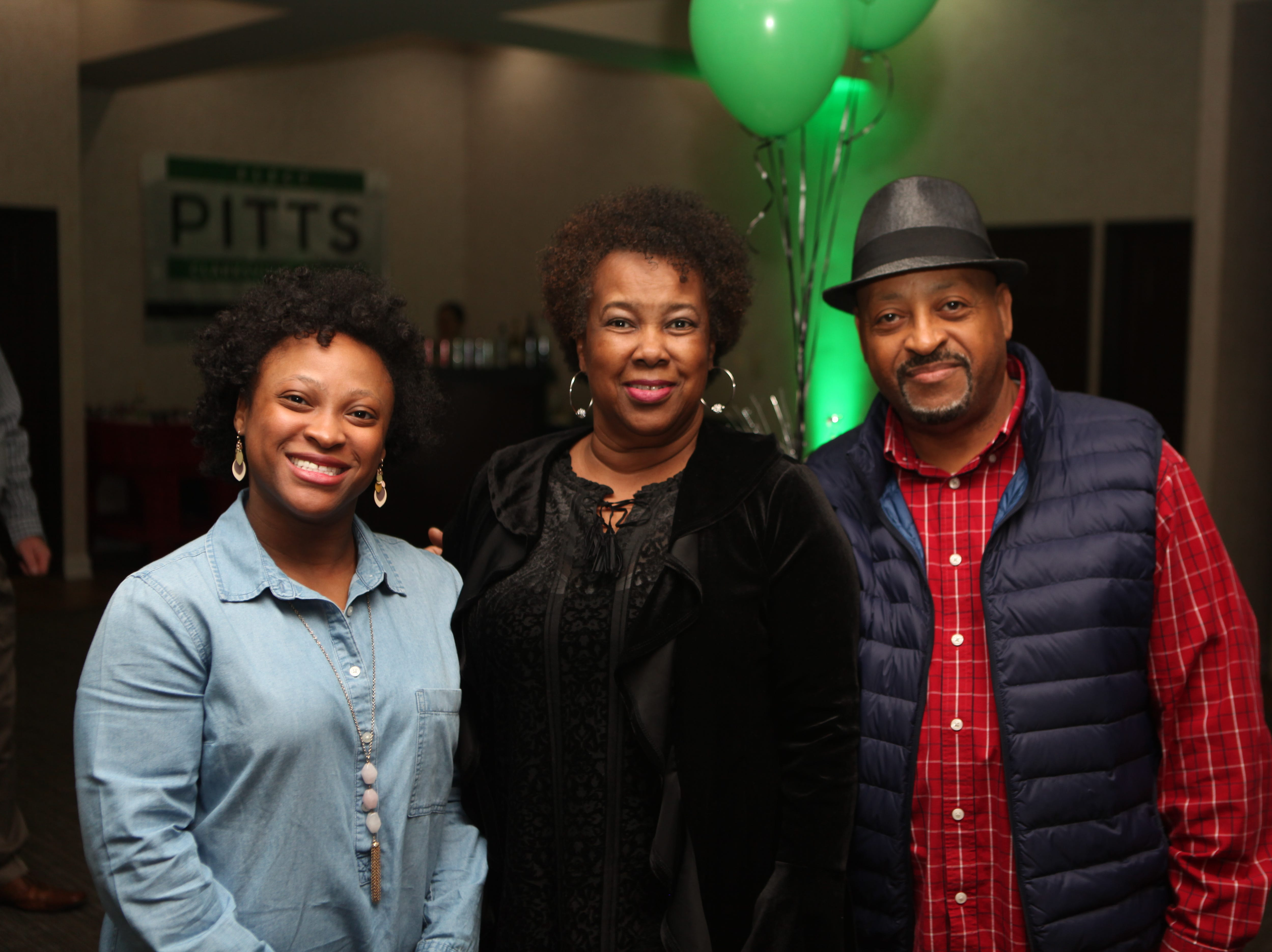Hundreds came out to Riverview Inn Tuesday night for a watch party in support of Clarksville Mayoral candidate Joe Pitts.