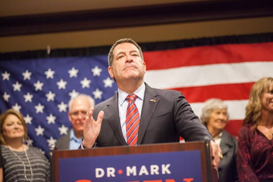 The state Senate seat for District 22 was vacated by now-7th District U.S. Rep. Mark Green. Seven candidates met the qualifying deadline to replace him.