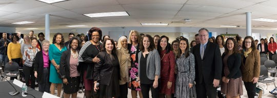Breaking Barriers: Prominent Women Leaders from the New Jersey Community Make their Voices Heard at Berkeley College during Women's Entrepreneurship Week