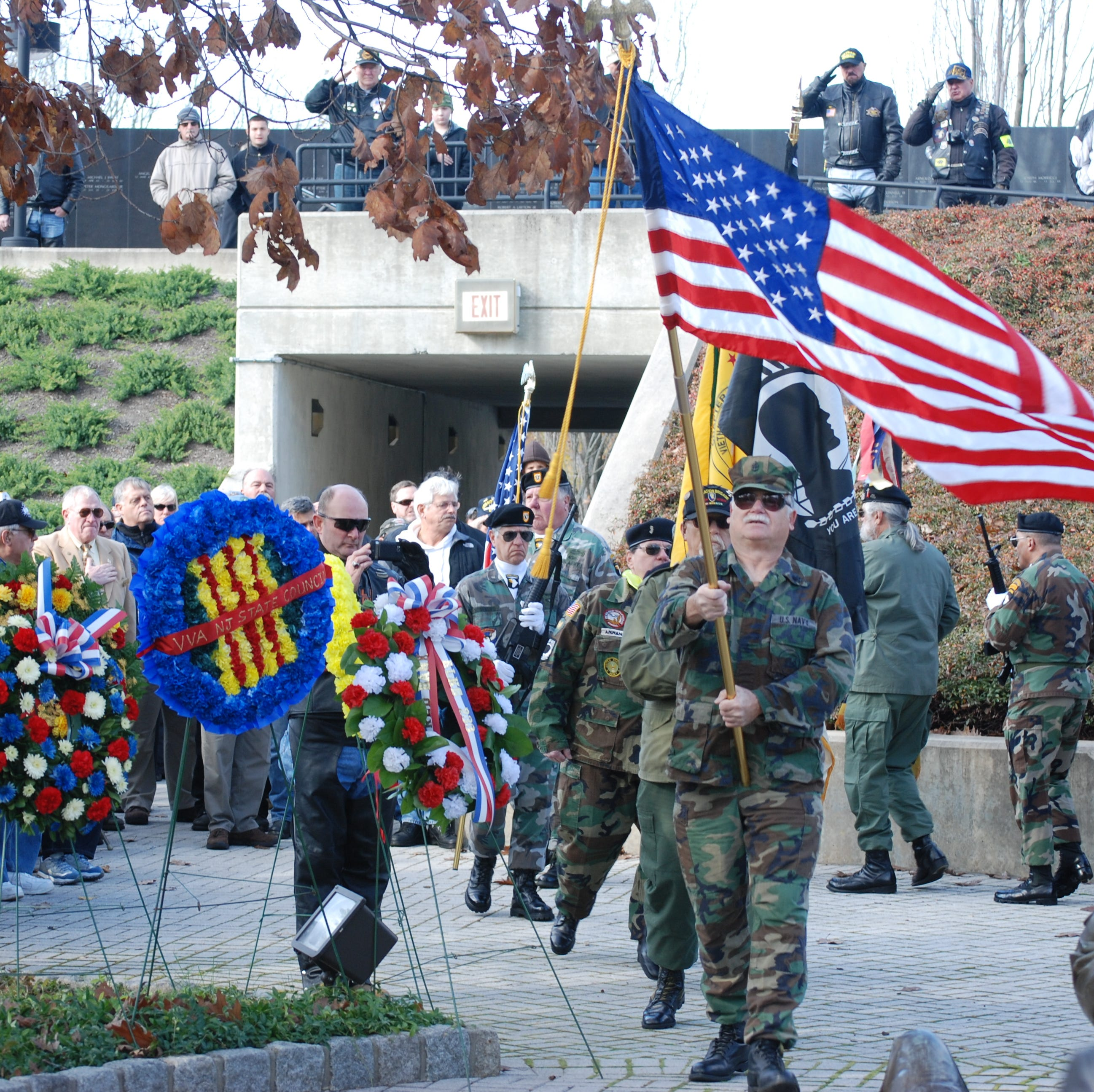 Veterans Day 2018: Central Jersey services and ceremonies