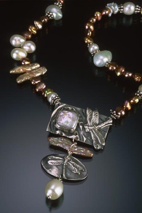 Contine Diana Jewelry Dragonfly