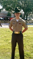 The family of SSGT. John R. Kreiger are proud of his military accomplishments. Kreiger has been part of the USMC since 2008 and is a Sr. Drill Instruction in Parris Island, South Carolina.