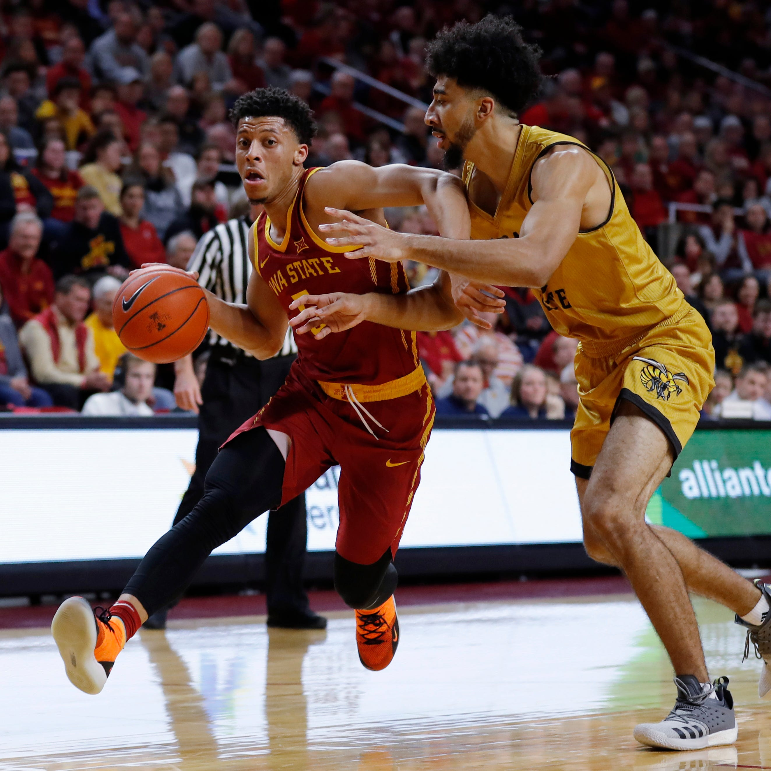 Peterson: Iowa State's future point guard might be a '19 recruit — or maybe he's already on the team