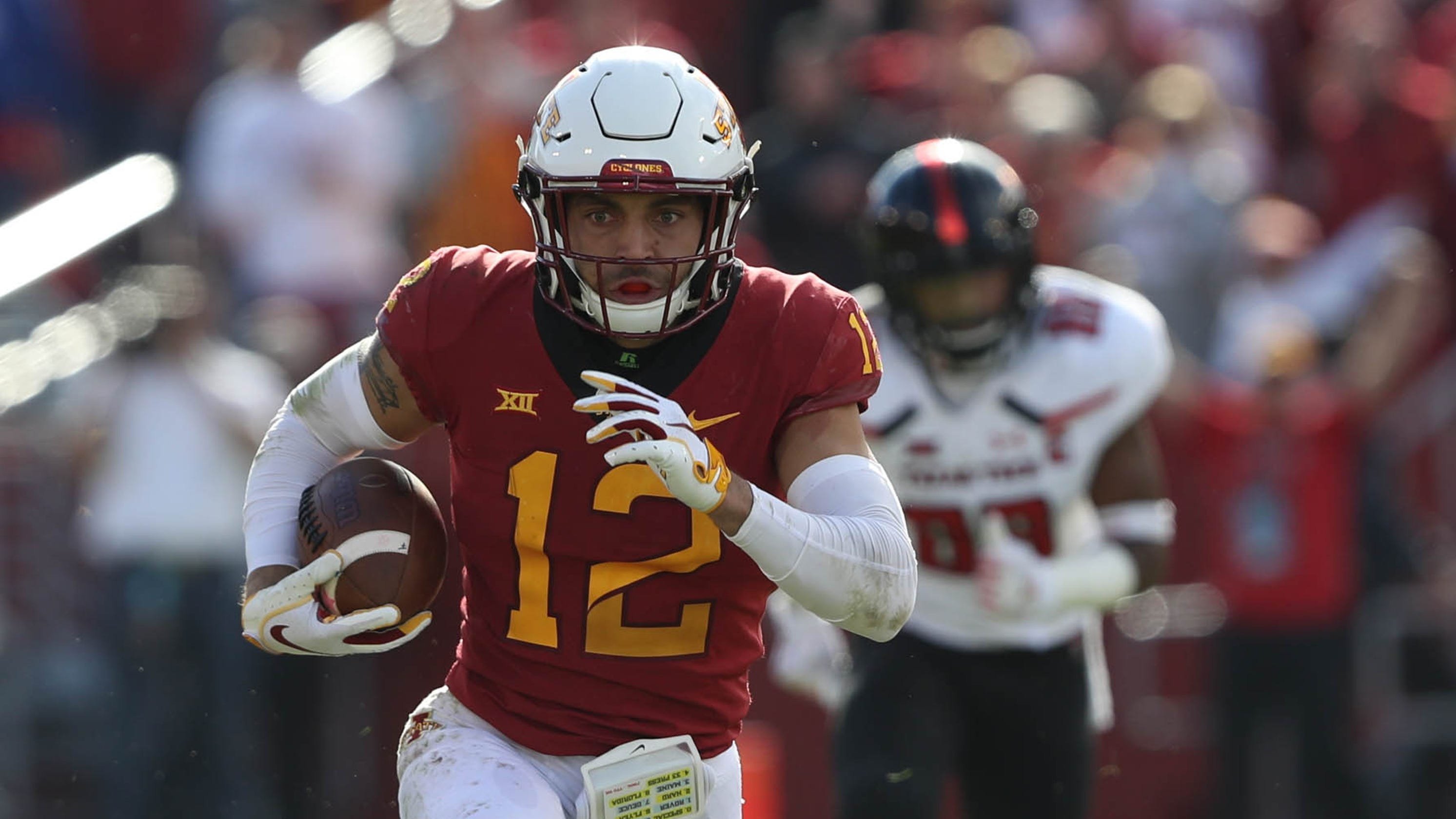 How Iowa State safety Greg Eisworth turns into the ...