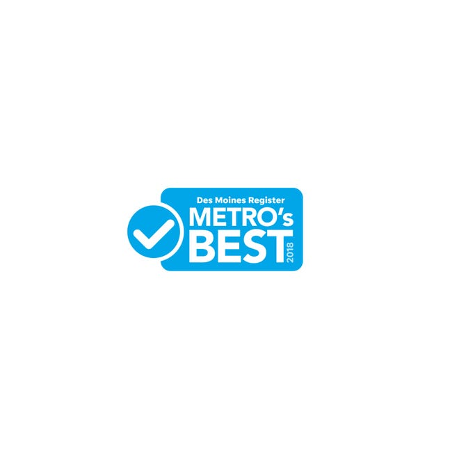 Des Moines Register Metro's Best