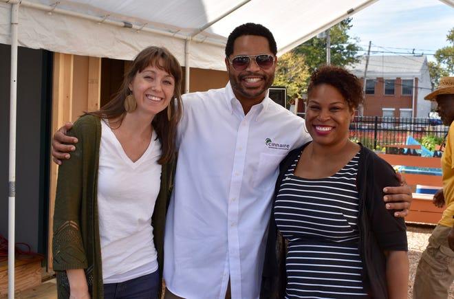 Cinnaire brings people together in community-based developments.