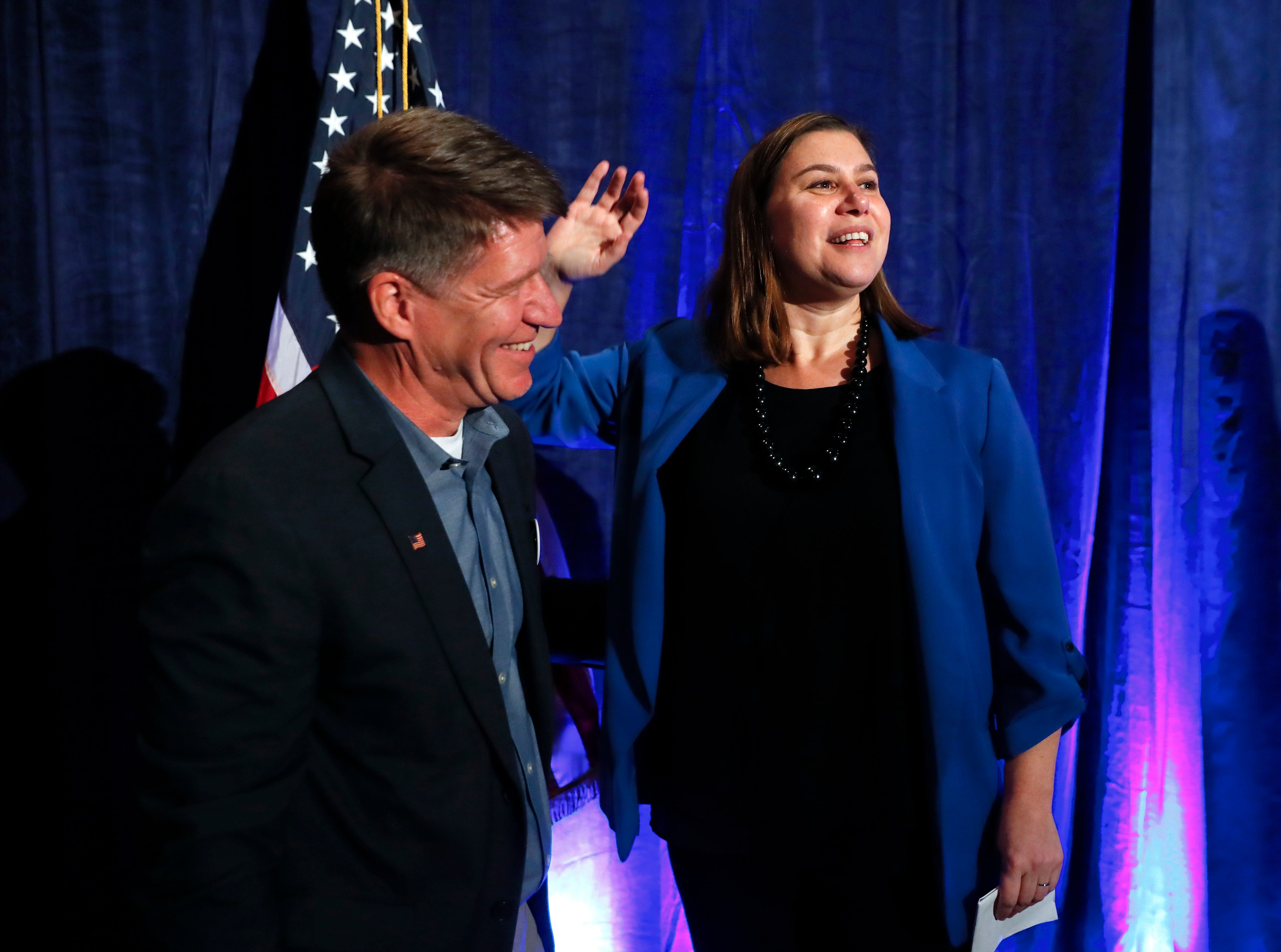 Michigan's 4 new Congress members are sworn in