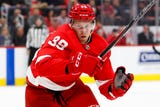 What Anthony Mantha needs to do to make an impact for the Detroit Red Wings. Filmed Nov. 10, 2018 in Raleigh, N.C., after the Wings' 4-3 SO win.