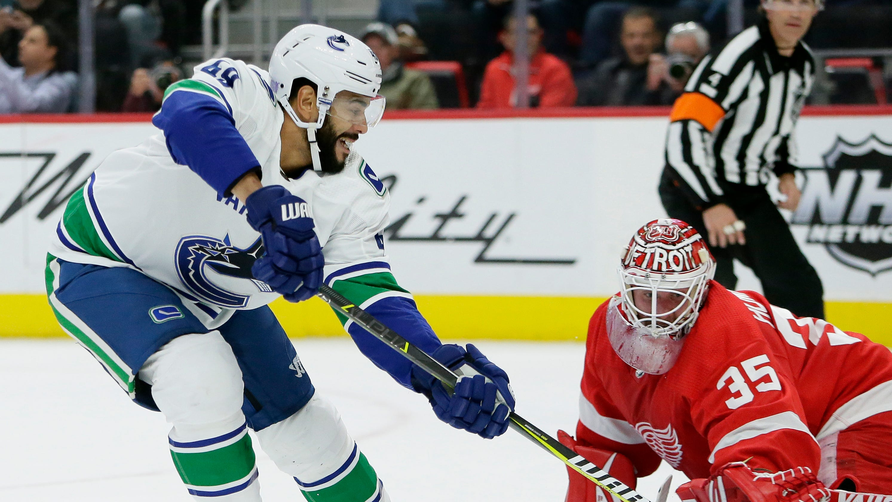 c572a462c Game thread  Red Wings defeat Canucks