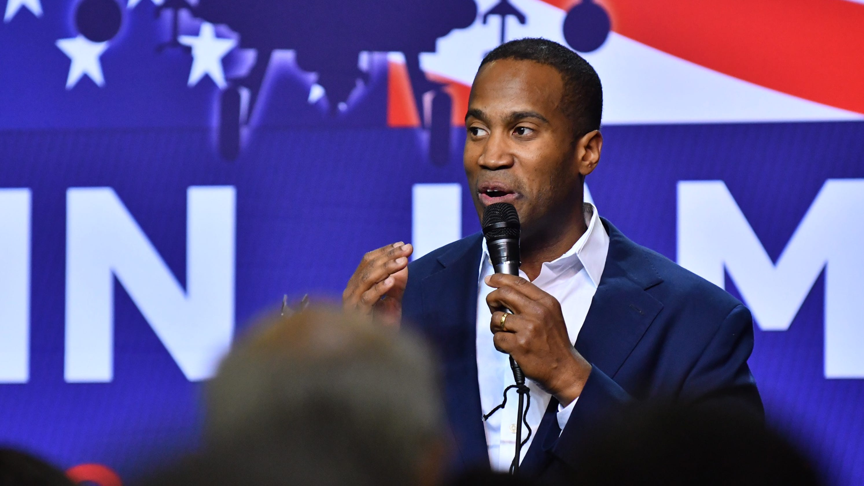 GOP sees bright future for James after spirited race with