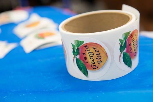 Early Voting Begins In Georgia S Gubernatorial Election