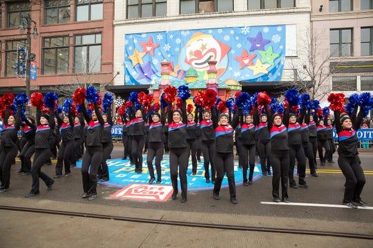 Parade company