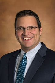 """""""This is exciting, a new day for Oakland County,"""" said David Woodward, D-Royal Oak the outspoken chairman of the Democratic caucus who is expected to be named the new board chairman by party colleagues."""