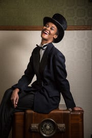 "Asia Mark plays Viola in Shakespeare's ""Twelfth Night"" opening Nov. 8 at the Detroit Opera House."