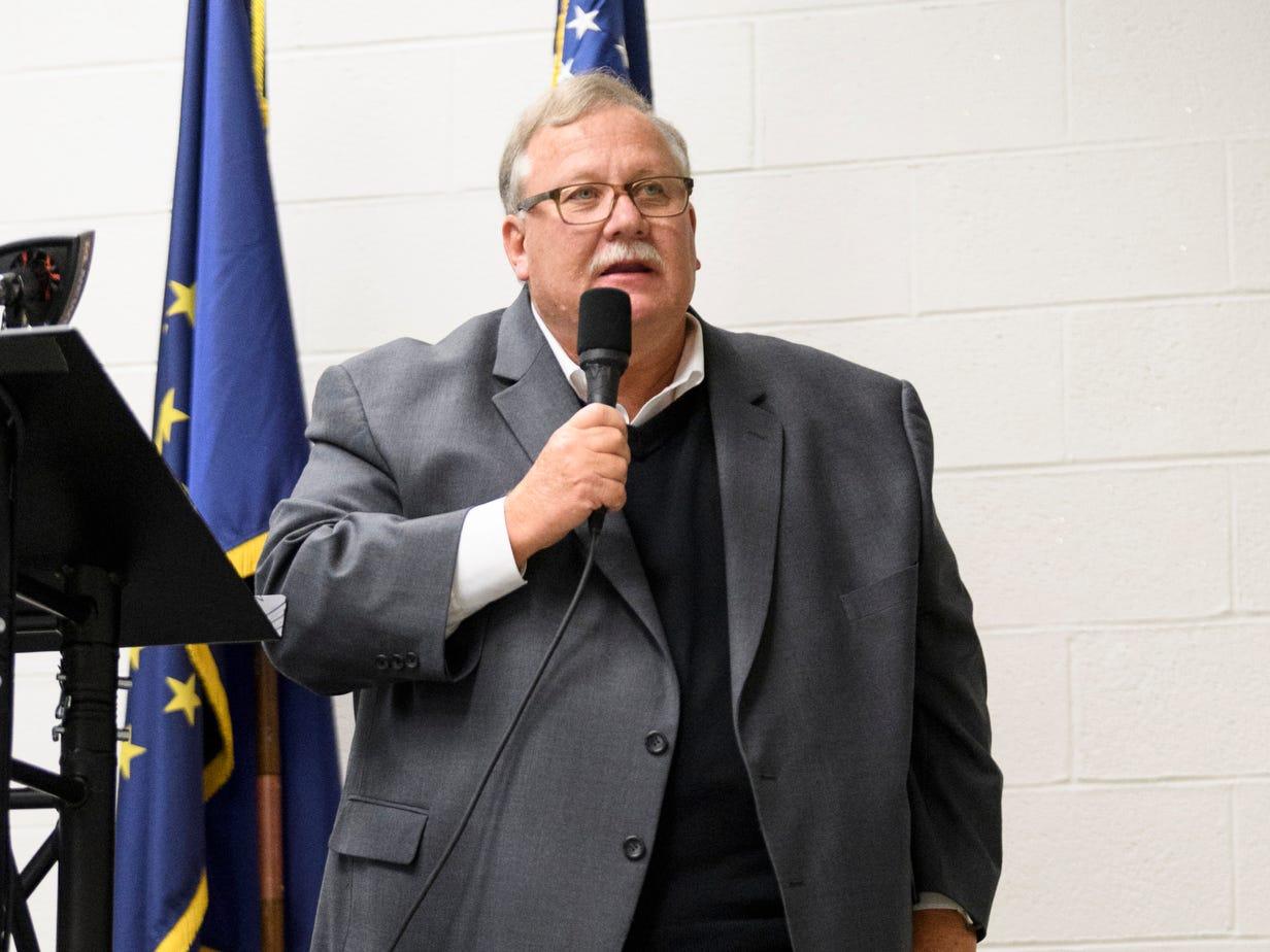 Mike Duckworth will not seek recount in Vanderburgh commissioner race
