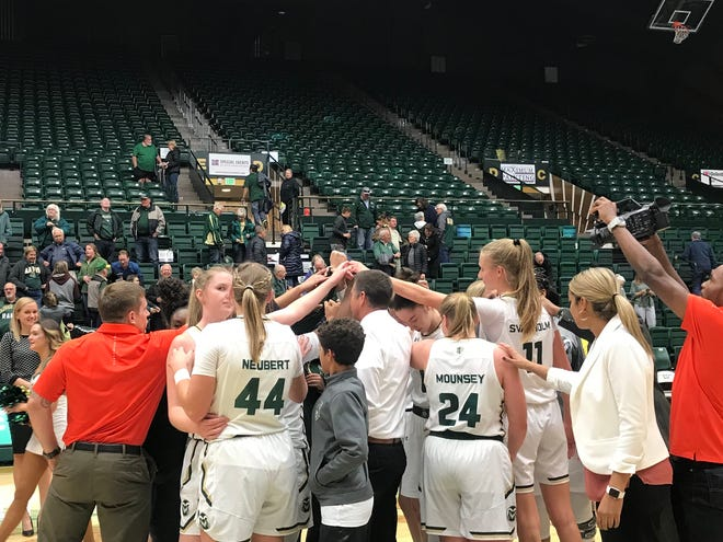 The CSU women's basketball team opened the 2018-19 season with a 72-46 win over Eastern New Mexico on Tuesday.