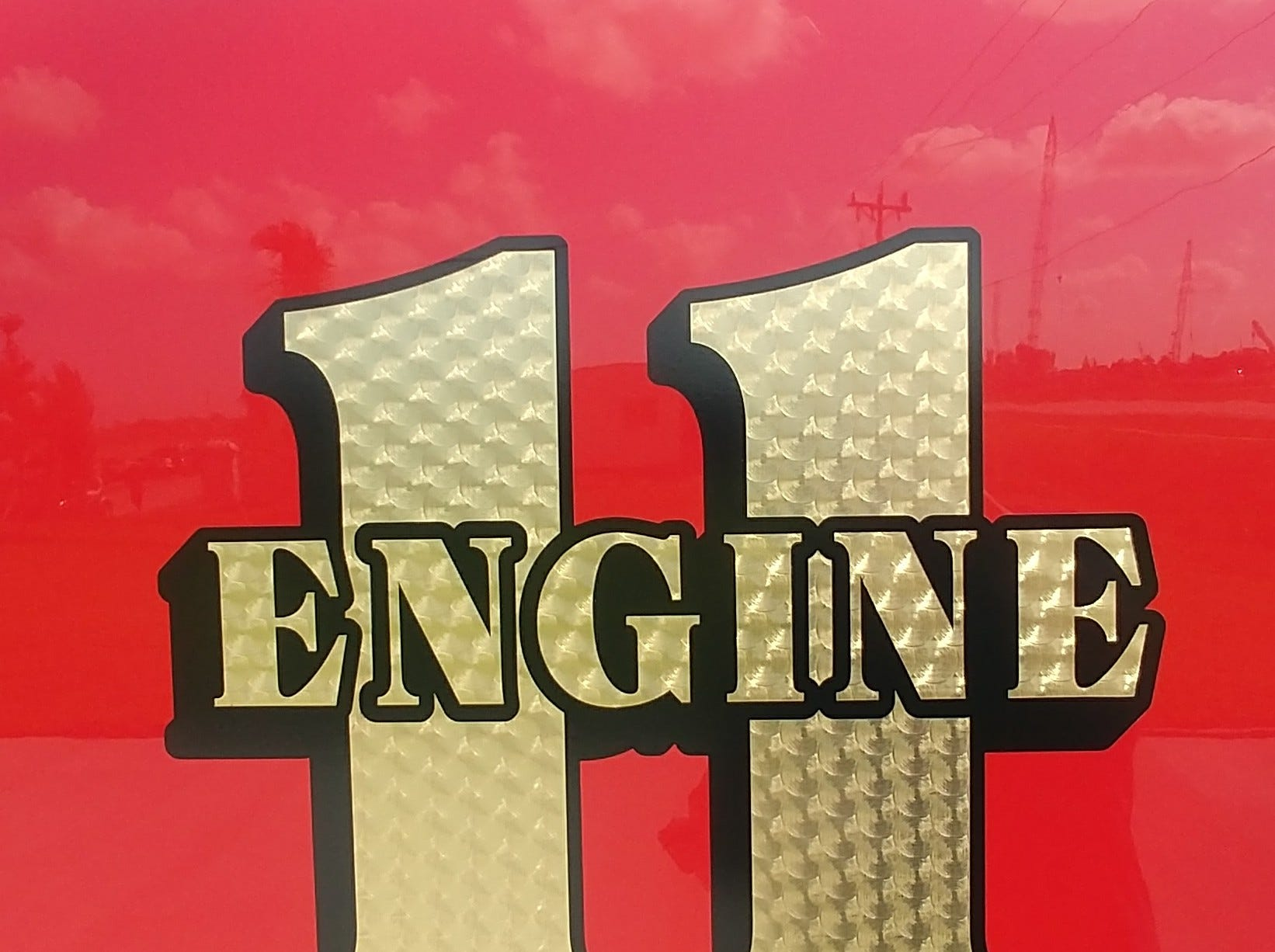 Engine 11 will make its home at Cape Coral's newest fire station.