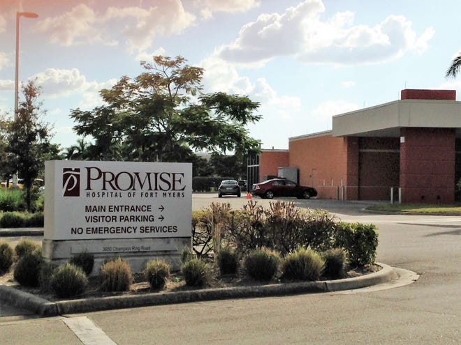 Promise Hospital of Fort Myers, a long-term care medical facility.