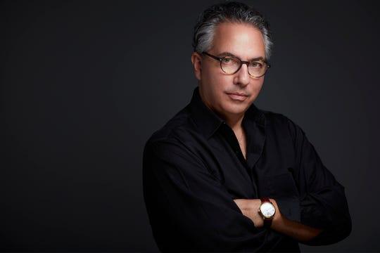 Music director Raffaele Ponti of the Charlotte Symphony Orchestra