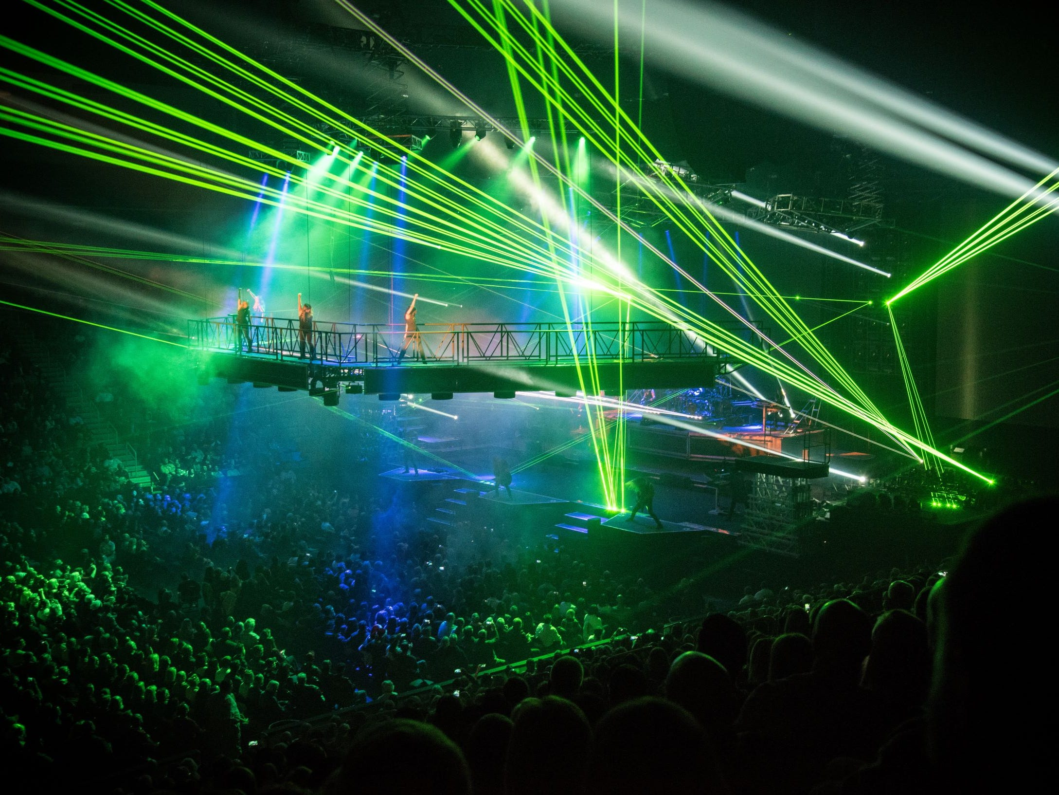 Trans-Siberian Orchestra will perform two shows next week at the Resch Center  -- at 4 and 8 p.m. Nov. 14.