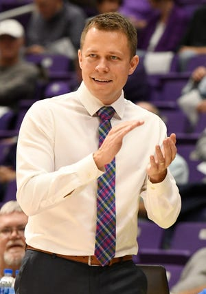Furman head coach Bob Richey and the Paladins are off to an 8-0 start and are ranked in the AP Top 25 Poll for the first time.