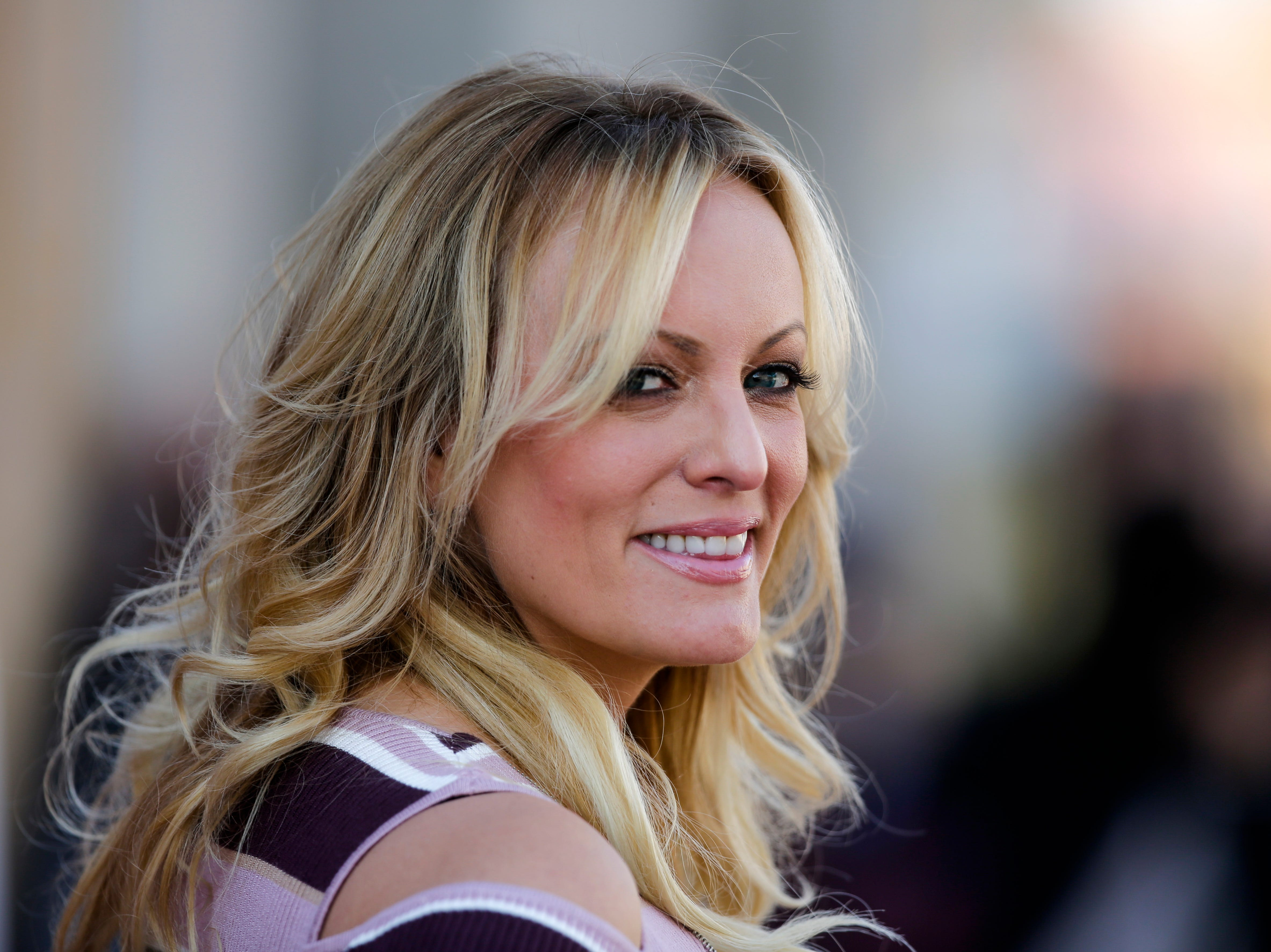 What you missed at Stormy Daniels' election night performance in Greenville