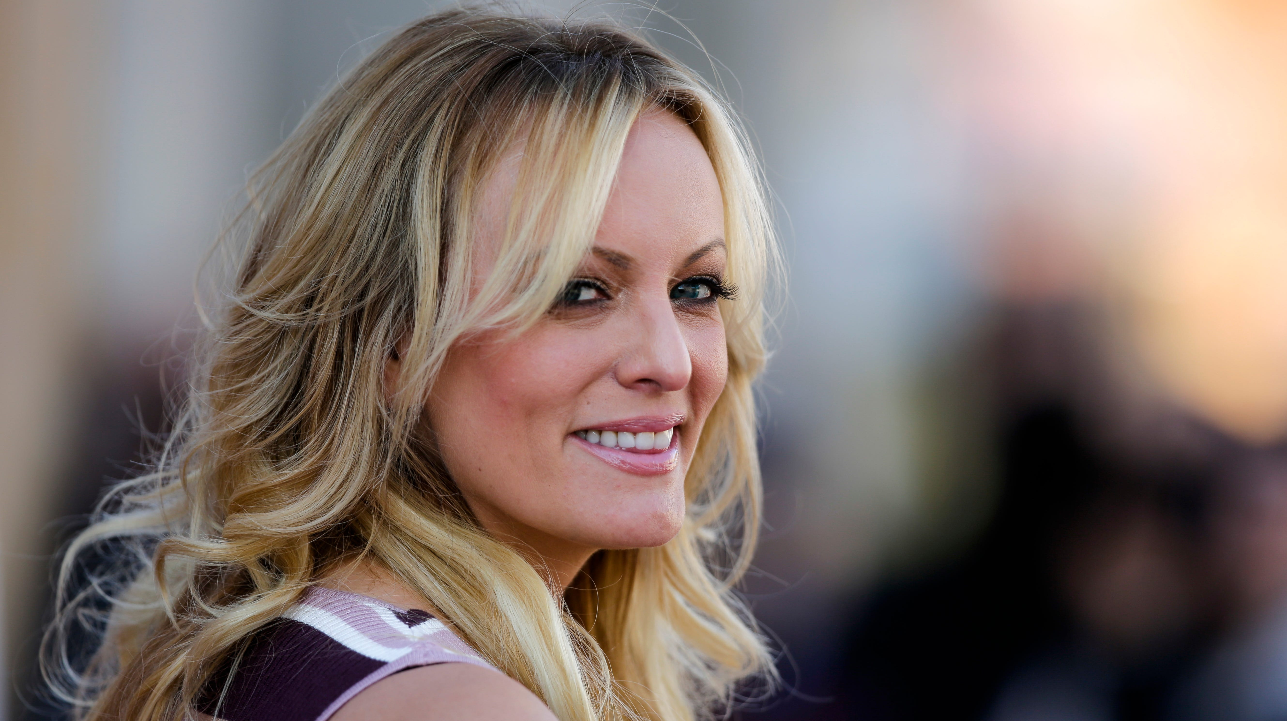 Porn's Stormy Daniels to perform at Deja Vu Showgirls; she's strip club chain's new spokesperson