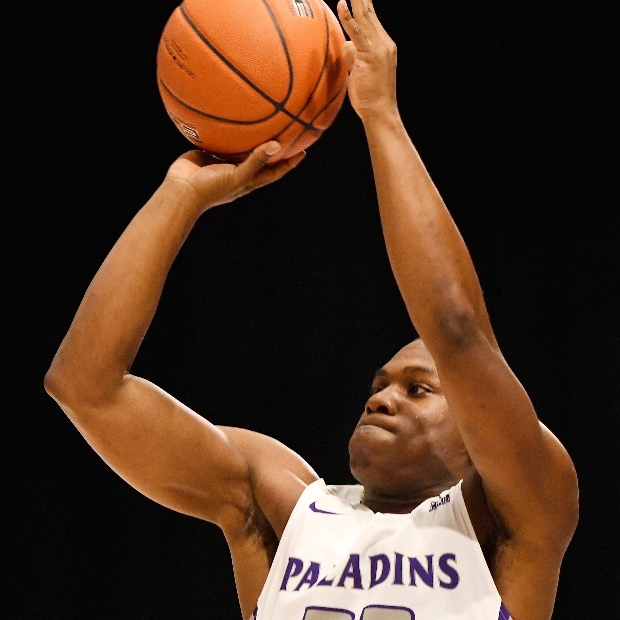 Furman basketball's Jordan Lyons ties NCAA record for 3-pointers
