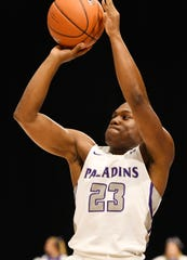 Furman's Jordan Lyons had 10 3-pointers to spark  his second career 40-point game