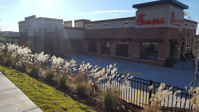 The Laurens Road Chick-fil-A will reopen Nov. 15.