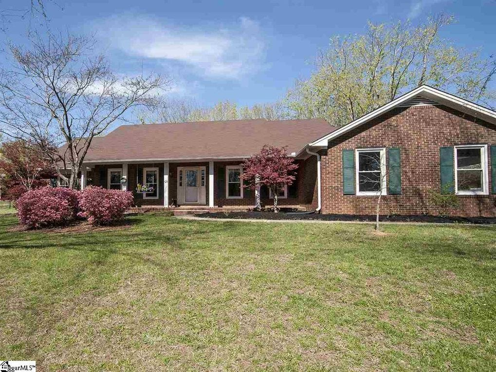 These are the types of homes you can get in Upstate SC for $250,000