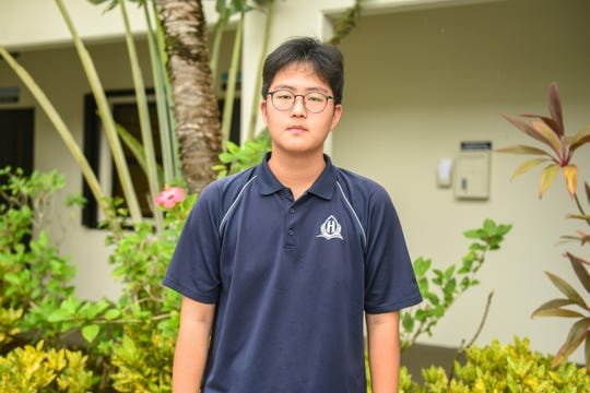 Congratulations Sechan Yoon a senior at Harvest Christian Academy for achieving a perfect score on the ACT test.
