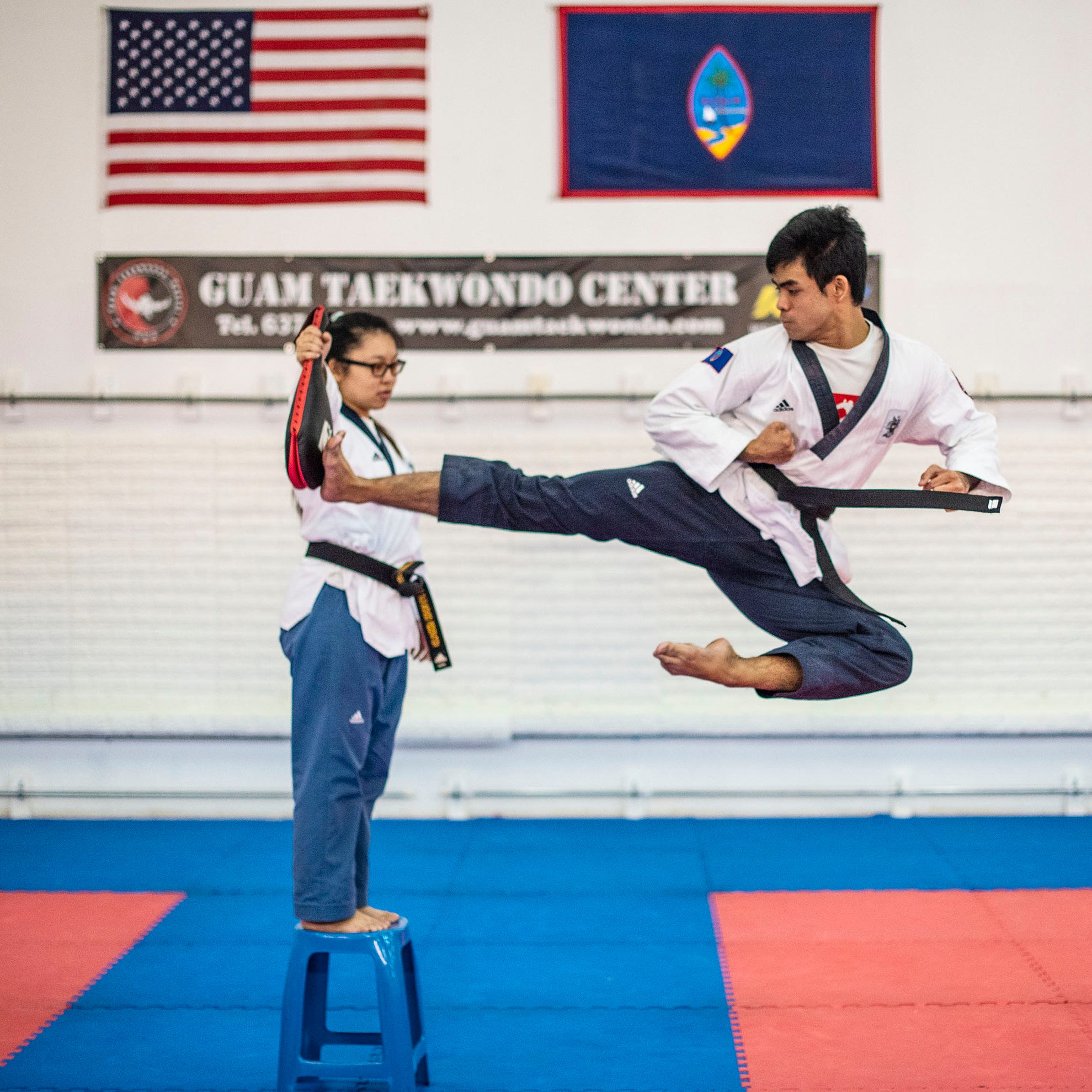 Sports Short: Tryouts begin December 23 for Guam Taekwondo national team