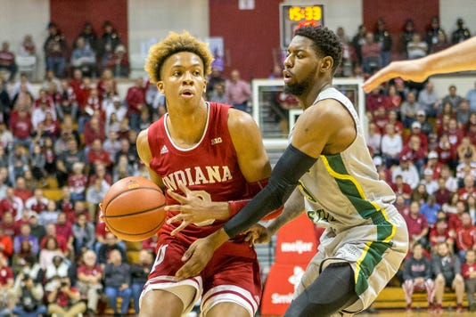 Ncaa Basketball Chicago State At Indiana