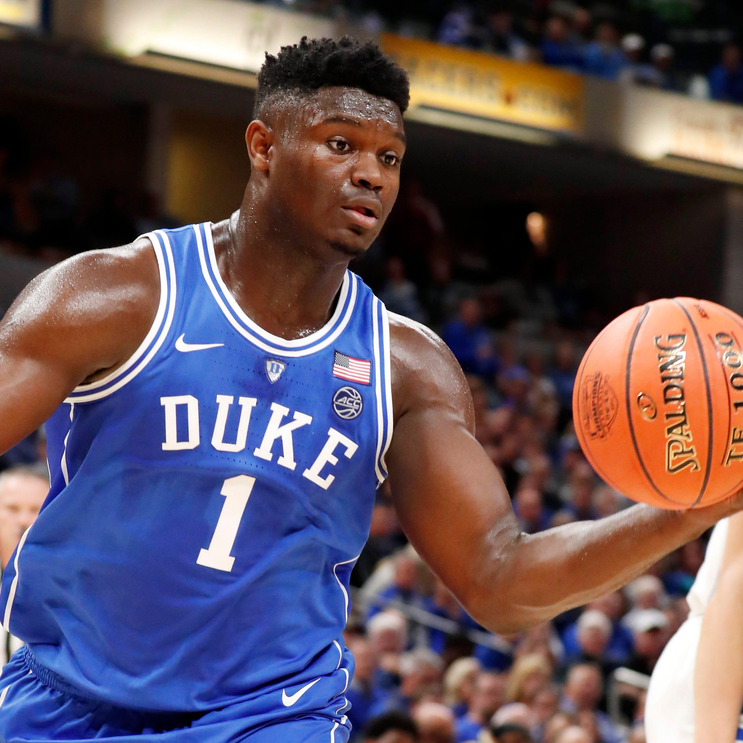 Doyel: Meet Duke phenom Zion Williamson, the most unique college basketball player I've ever seen