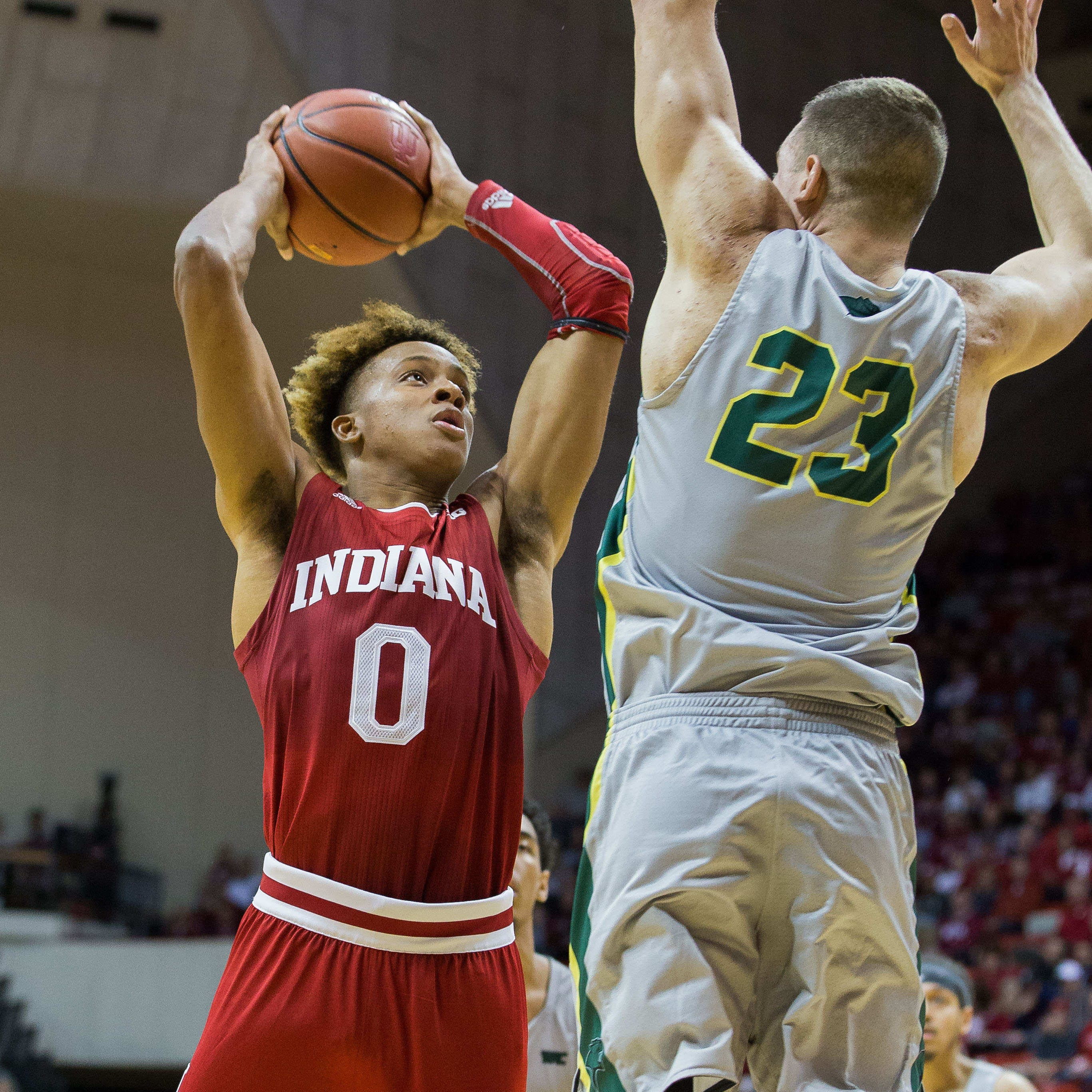 Insider: IU's youth exposed in 73-72 loss at Arkansas