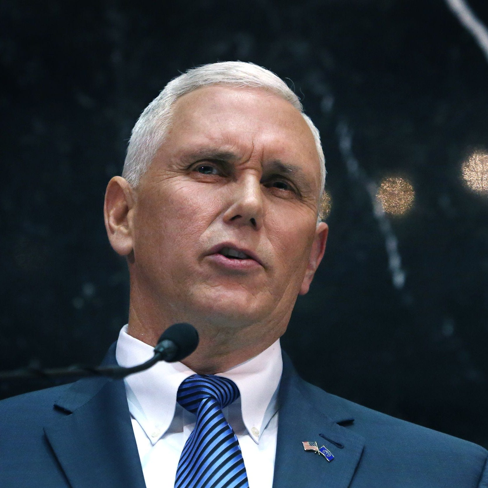 Poll: 12 percent of people have never heard of Mike Pence. How that compares to other VPs
