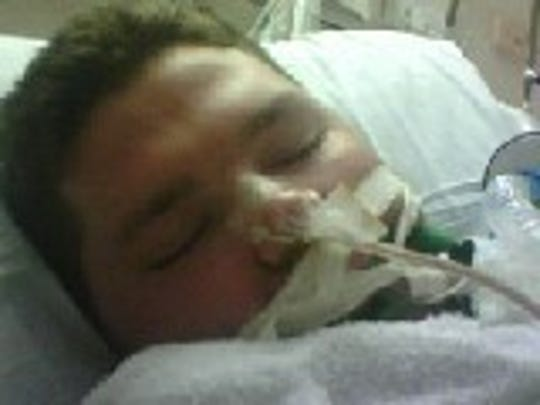 Andy Williams spent five days in a coma after he collapsed on the basketball court from cardiac arrest in 2007.