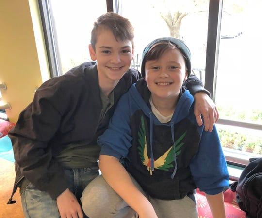 Risston and Noah