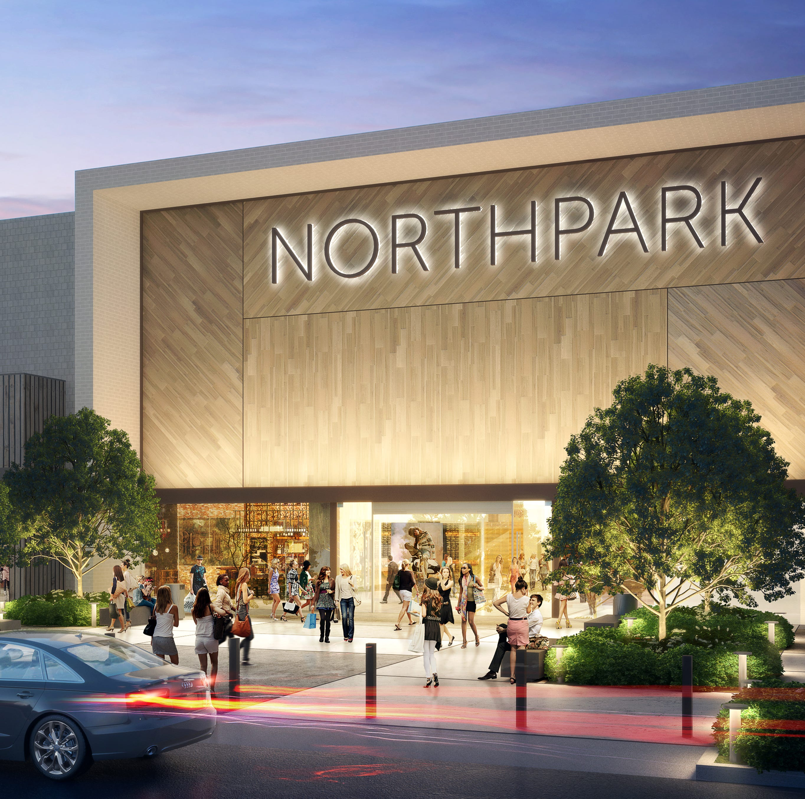 Here is everything you want to know about the 'new' Northpark Mall