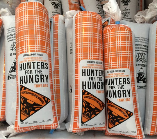 Tennessee Wildlife Federation's Hunters for the Hungry program is in full swing for the 2018 deer season. More than 80 processors throughout the state are now accepting donations of whole deer to help feed local families in need.