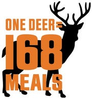 Tennessee Wildlife Federation's Hunters for the Hungry program is in full swing for the 2018 deer season. One deer can provide as many as 168 meals.
