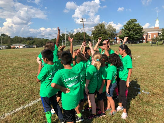 Club soccer has given kids in the Norwood community exposure to the sport.